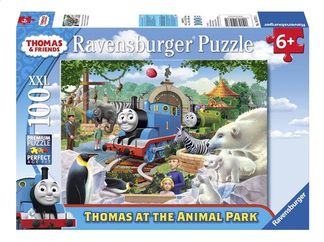 Afbeelding van Ravensburger XXL puzzel Thomas & Friends Dierenpark from DreamLand