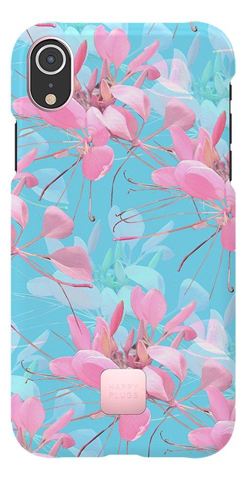 Image pour Happy Plugs coque pour iPhone Xr Botanica Exotica à partir de DreamLand