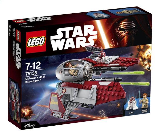 Afbeelding van LEGO Star Wars 75135 Obi-Wan's Jedi Interceptor from DreamLand