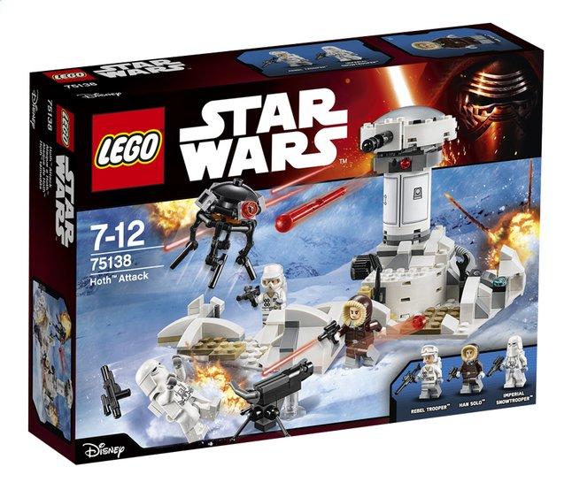 Afbeelding van LEGO Star Wars 75138 Hoth aanval from DreamLand