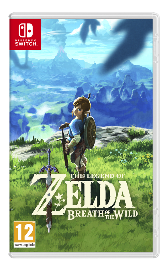 Afbeelding van Nintendo Switch The Legend of Zelda Breath of the Wild ENG from DreamLand
