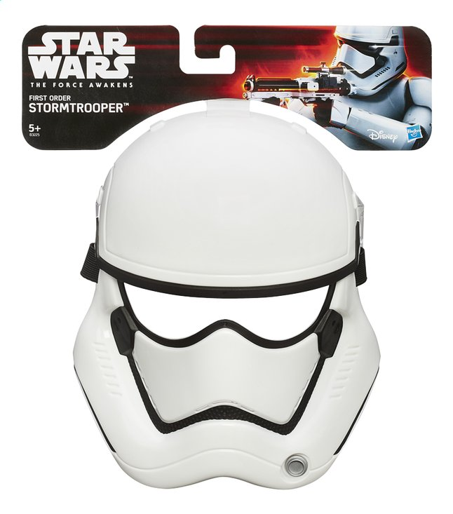Afbeelding van Masker Star Wars Episode VII - Stormtrooper from DreamLand