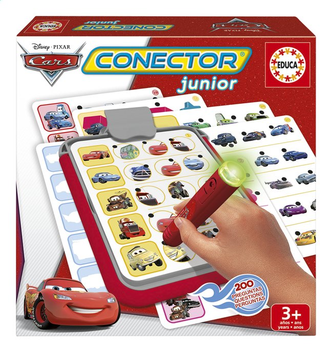 Afbeelding van Conector Junior Disney Cars FR from DreamLand