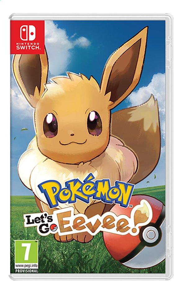 Nintendo Switch Pokémon Let's Go Eevee ANG