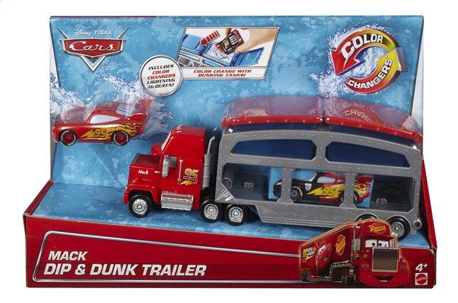 Afbeelding van Autotransport Disney Cars Mack Dip & Dunk Trailer from DreamLand