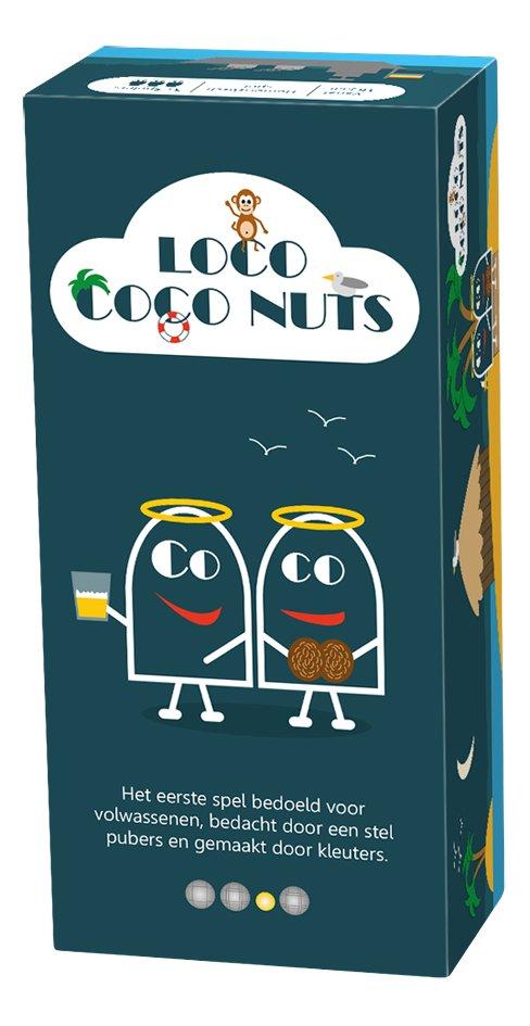 Afbeelding van Loco Coco Nuts from DreamLand