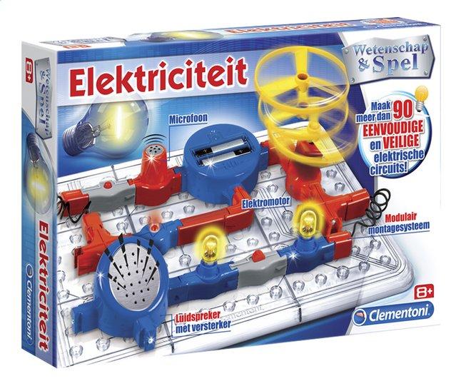 Clementoni Wetenschap & Spel Elektriciteit