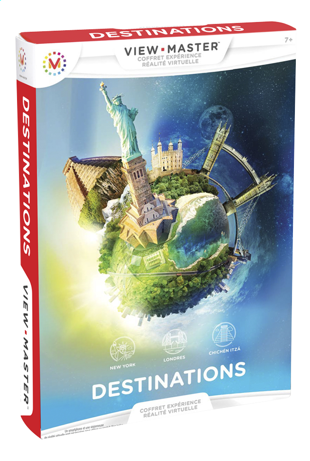 Afbeelding van View-Master Coffret Expérience Destinations FR from DreamLand
