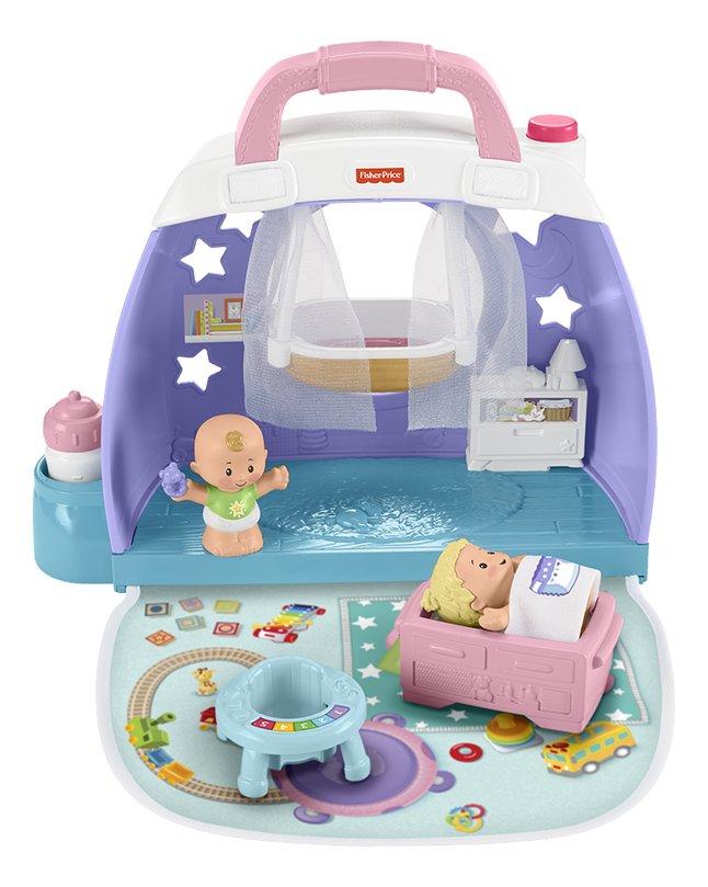 Fisher-Price Little People La chambre des bébés