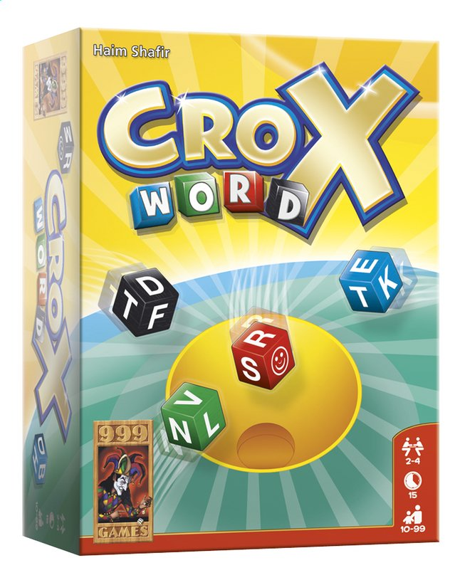 Image pour CroX Word NL à partir de DreamLand