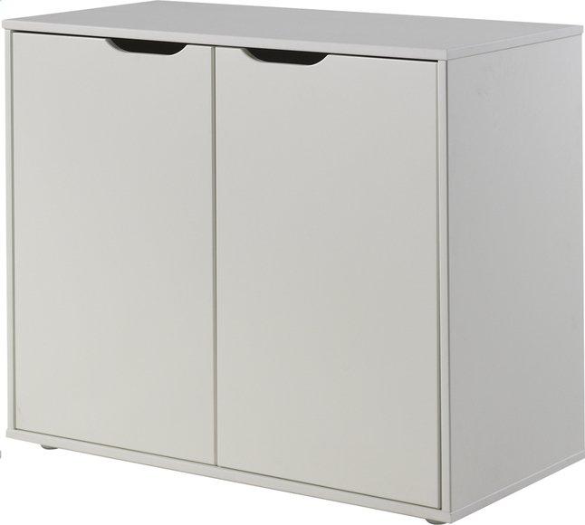 Image pour Armoire 2 portes Pino blanc à partir de DreamLand