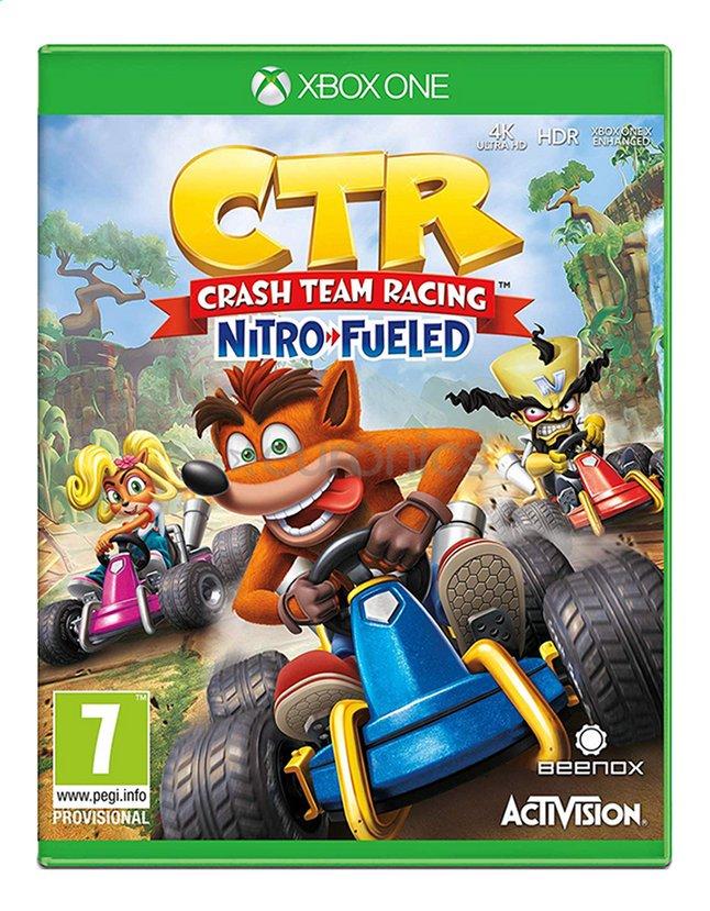 Image pour Xbox One Crash Team Racing Nitro Fueled FR à partir de DreamLand