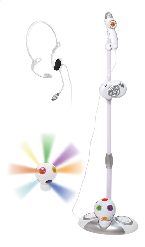 Afbeelding van Microfoon op staander Duet Disco from DreamLand