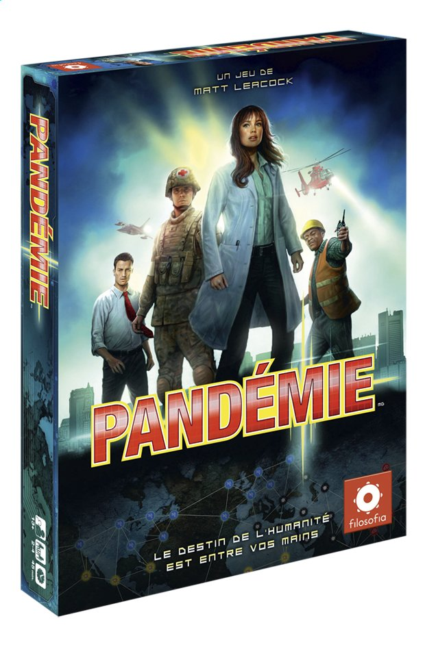 Afbeelding van Pandémie FR from DreamLand