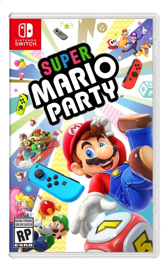 Nintendo Switch Super Mario Party FR