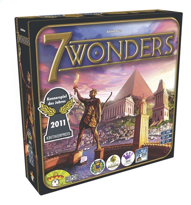Image pour 7 Wonders à partir de DreamLand