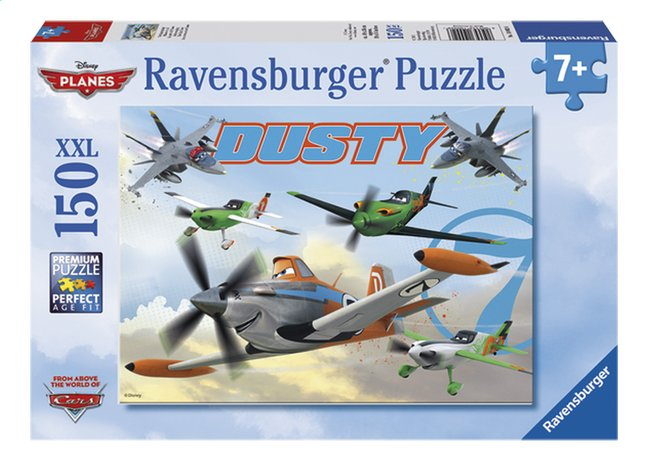 Afbeelding van XXL puzzel Planes Achtervolging from DreamLand