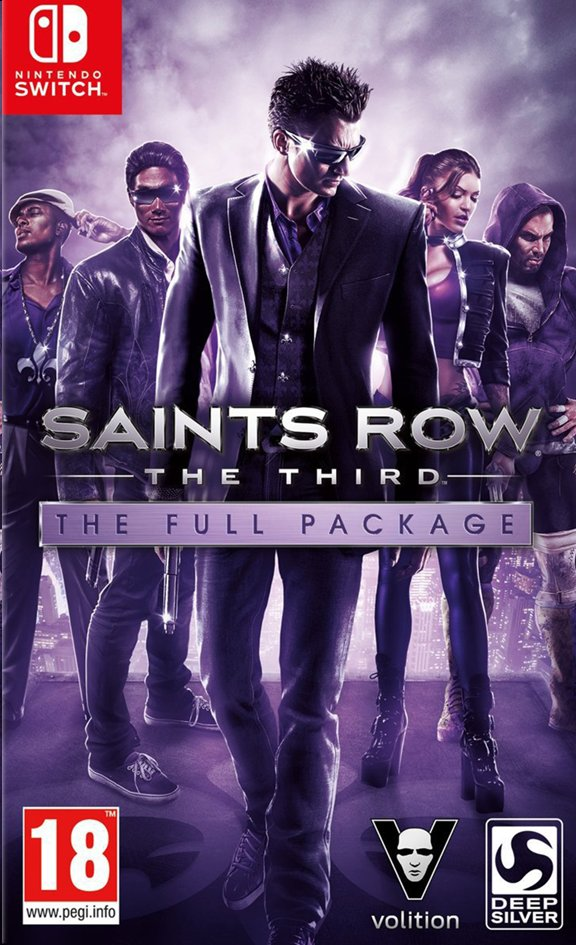 Afbeelding van Nintendo Switch Saints Row The Third - The Full Package ENG/FR from DreamLand