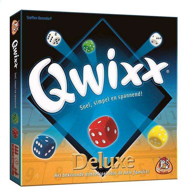 Afbeelding van Qwixx Deluxe from DreamLand