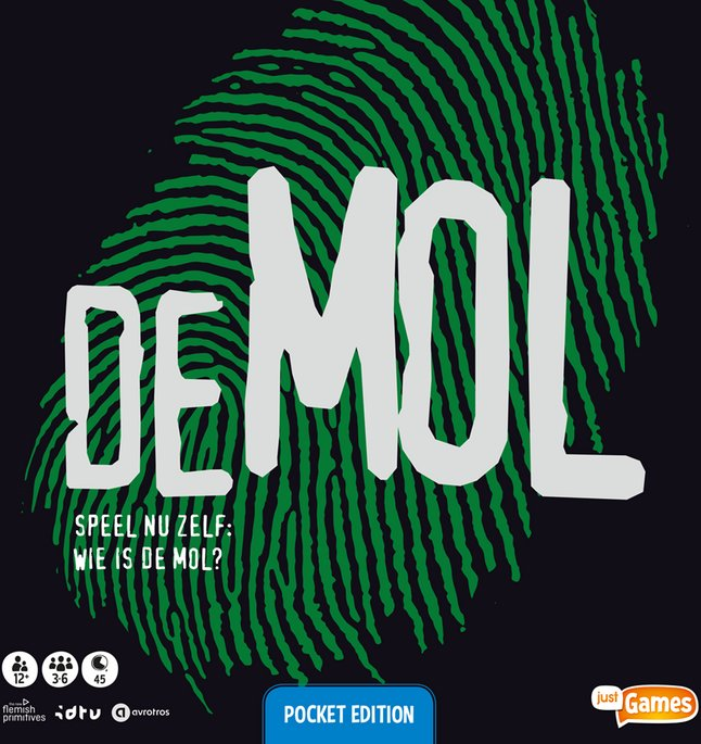 Afbeelding van De Mol - Pocket Edition from DreamLand