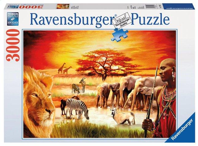 Image pour Ravensburger puzzle La fierté du Massaï à partir de DreamLand