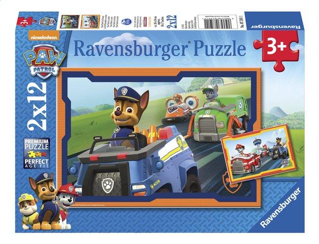 Image pour Ravensburger puzzle 2 en 1 Pat' Patrouille en action à partir de DreamLand