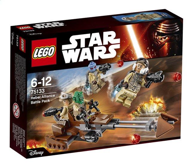 Image pour LEGO Star Wars 75133 Pack de combat de l'Alliance Rebelle à partir de DreamLand