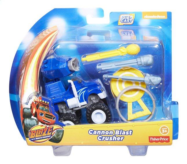 Afbeelding van Fisher-Price Speelset Blaze en de Monsterwielen Cannon Blast Crusher from DreamLand