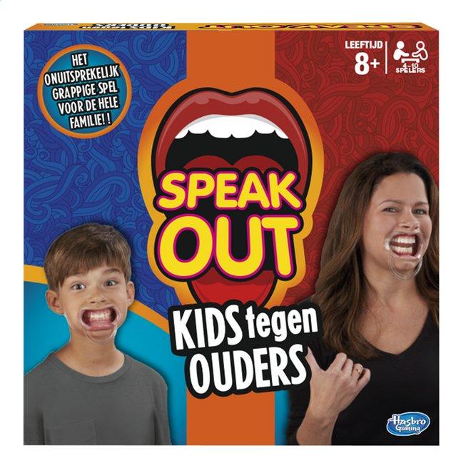 Afbeelding van Speak Out kids tegen ouders from DreamLand