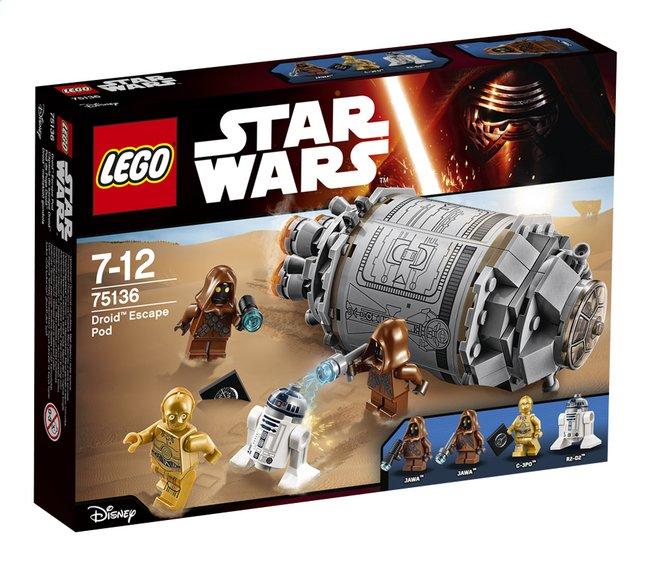 Image pour LEGO Star Wars 75136 Droid Escape Pod à partir de DreamLand