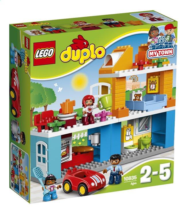 Afbeelding van LEGO DUPLO 10835 Familiehuis from DreamLand