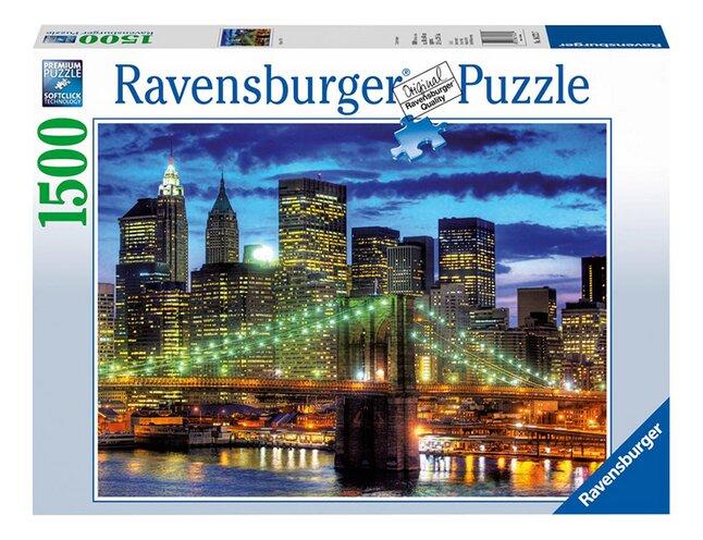 Image pour Ravensburger puzzle Skyline New York à partir de DreamLand