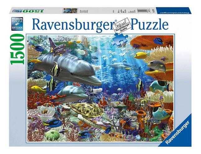 Image pour Ravensburger puzzle Vie sous-marine à partir de DreamLand