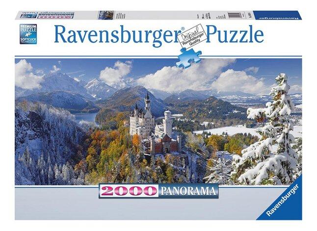 Image pour Ravensburger puzzle Château de Neuschwanstein à partir de DreamLand