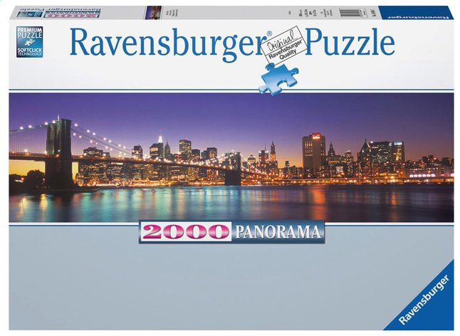 Afbeelding van Ravensburger puzzel New York city from DreamLand