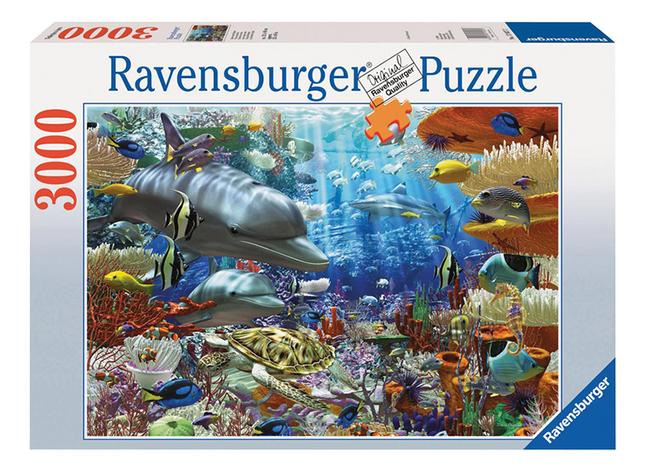 Afbeelding van Ravensburger puzzel Onderwaterleven from DreamLand