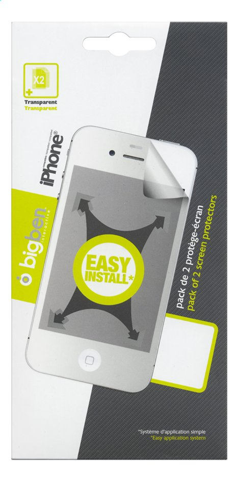 Image pour Bigben film de protection pour iPhone 5/5s/5c à partir de DreamLand