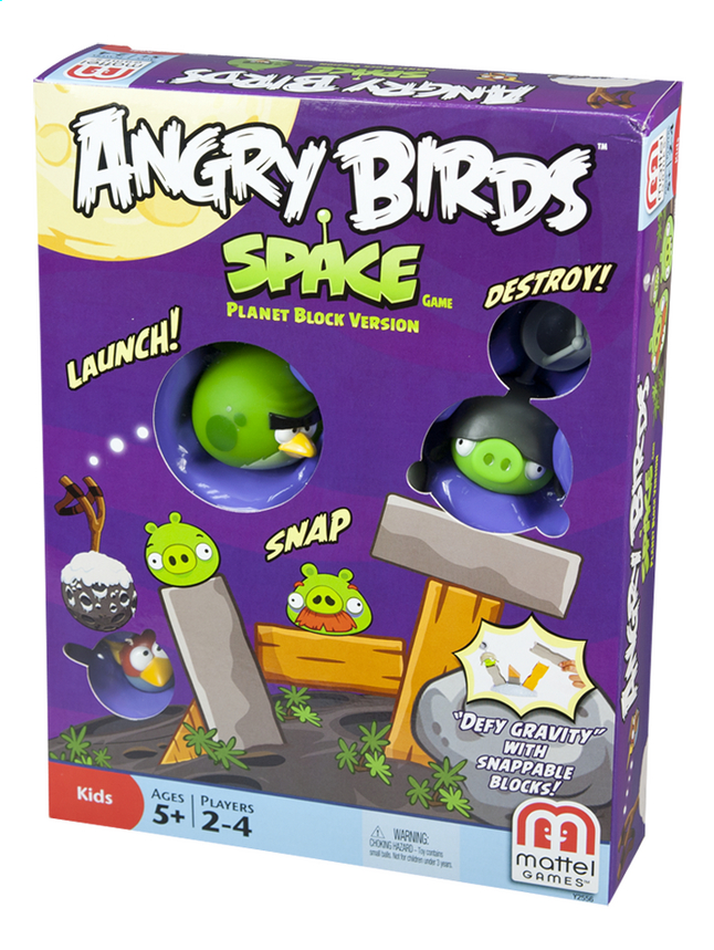 Afbeelding van Angry Birds Space V2 from DreamLand