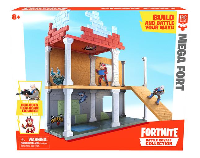 Afbeelding van Fortnite Battle Royale Collection Mega Fort from DreamLand