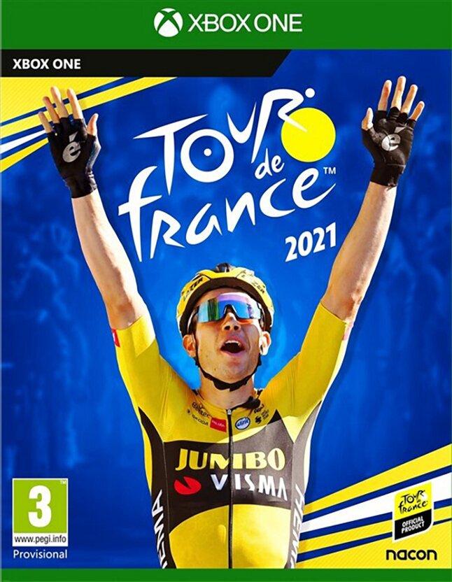 Xbox one Tour de France 2021 NL/FR