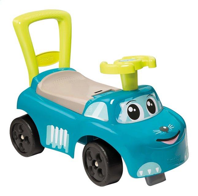 Afbeelding van Smoby loopwagen Auto Ride-On blauw from DreamLand