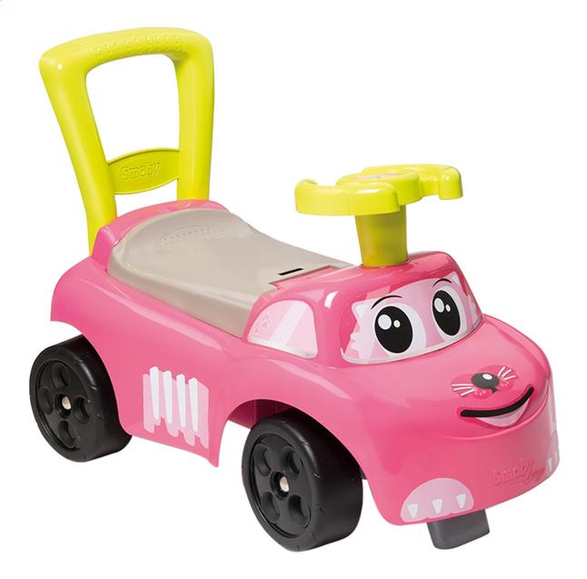 Afbeelding van Smoby loopwagen Auto Ride-On roze from DreamLand