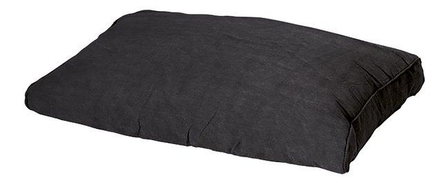 Madison palletkussen rug Velvet 60 x 40 Grey