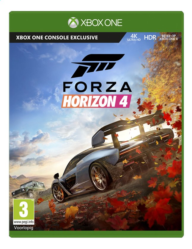 Afbeelding van Xbox One Forza Horizon 4 ENG/FR from DreamLand