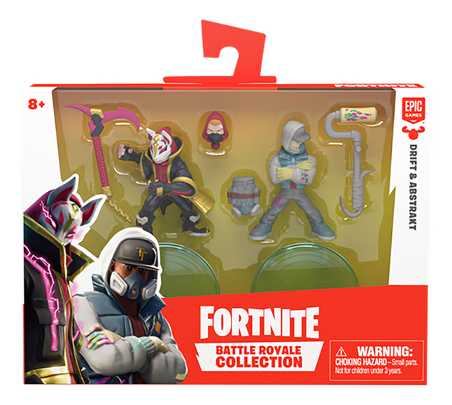 Afbeelding van Figuur Fortnite Drift & Abstract from DreamLand