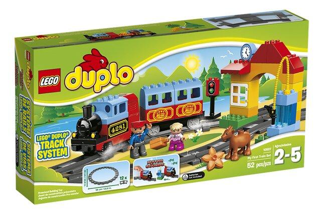 Image pour LEGO DUPLO 10507 Mon premier train à partir de DreamLand