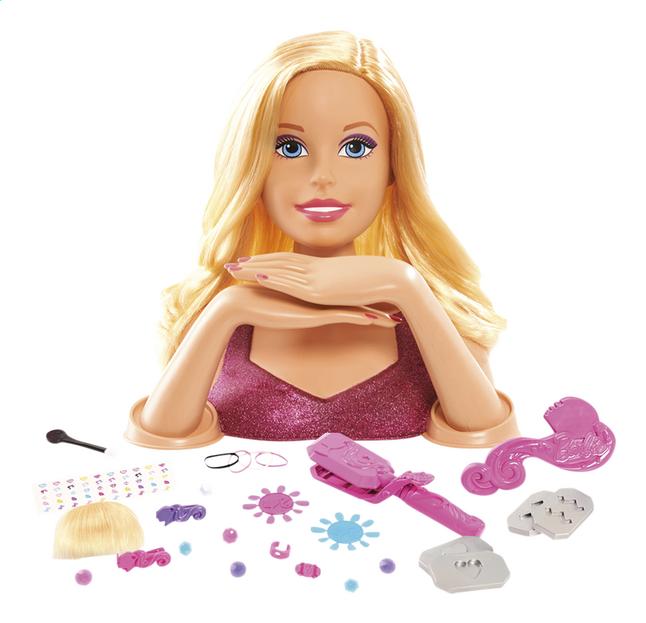 Barbie kappershoofd