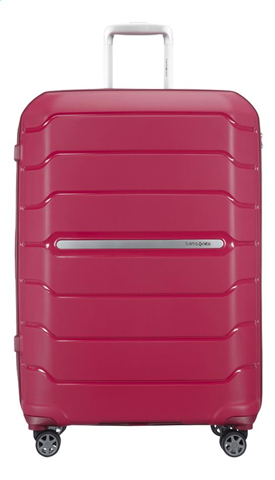 Afbeelding van Samsonite harde reistrolley Flux Spinner Granita Red from DreamLand
