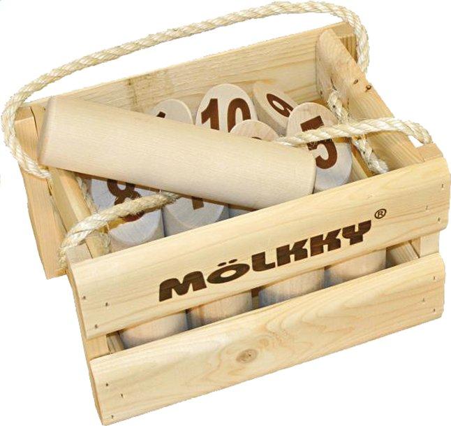Image pour Tactic Mölkky dans une caisse en bois à partir de DreamLand