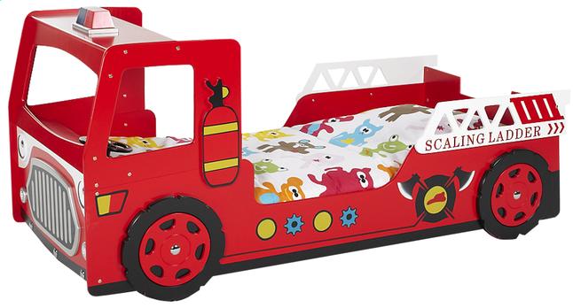 lit thomas camion de pompier dreamland. Black Bedroom Furniture Sets. Home Design Ideas